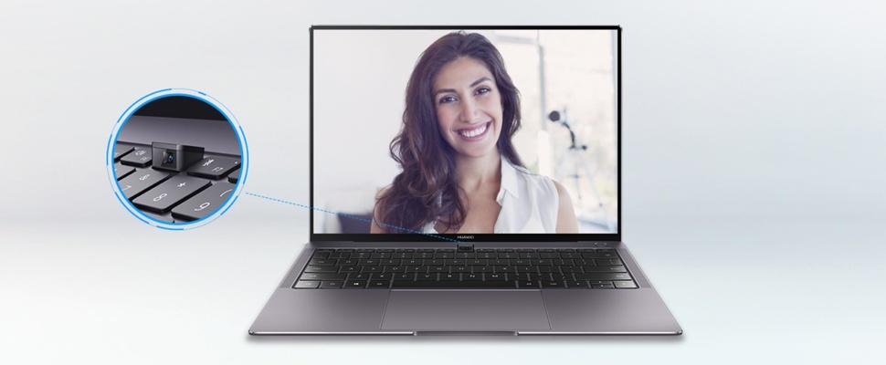 MWC 2018: Huawei MateBook X Pro heeft webcam in keyboard
