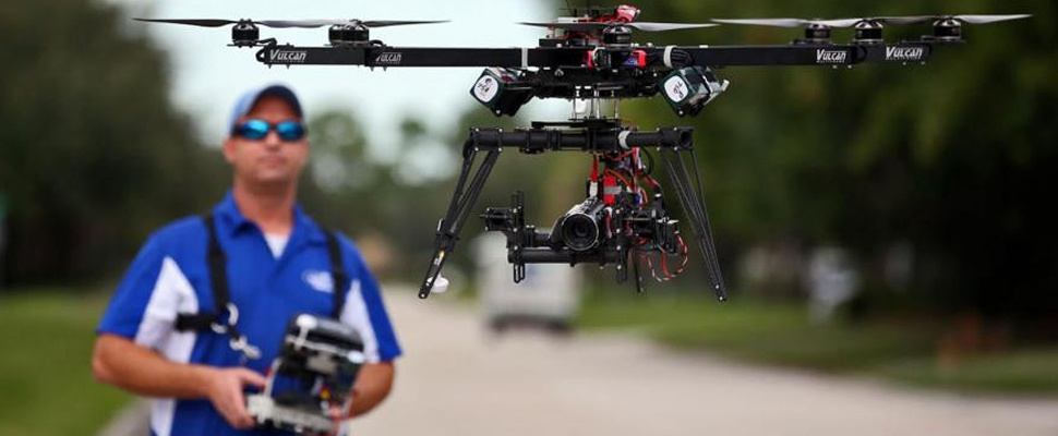 Wedstrijd voor beste Nederlandse drone-film