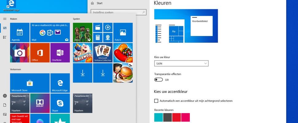 Deze nieuwe functies kun je binnenkort verwachten in Windows 10