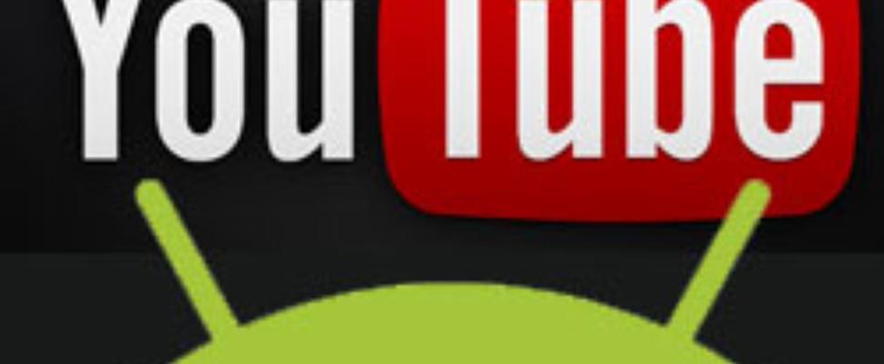 YouTube Android-app krijgt nieuwe interface