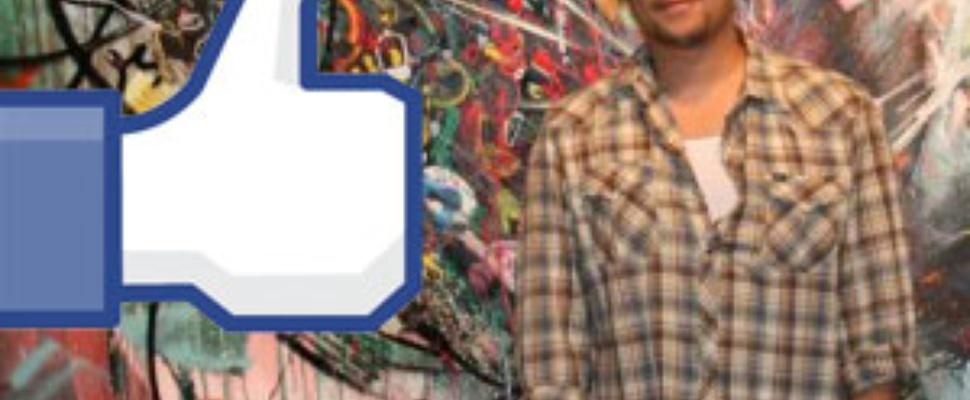 Facebook-aandelen maken graffitikunstenaar miljonair
