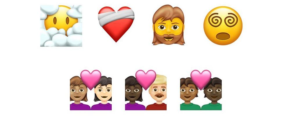 Toch nieuwe emoji in 2021 :D