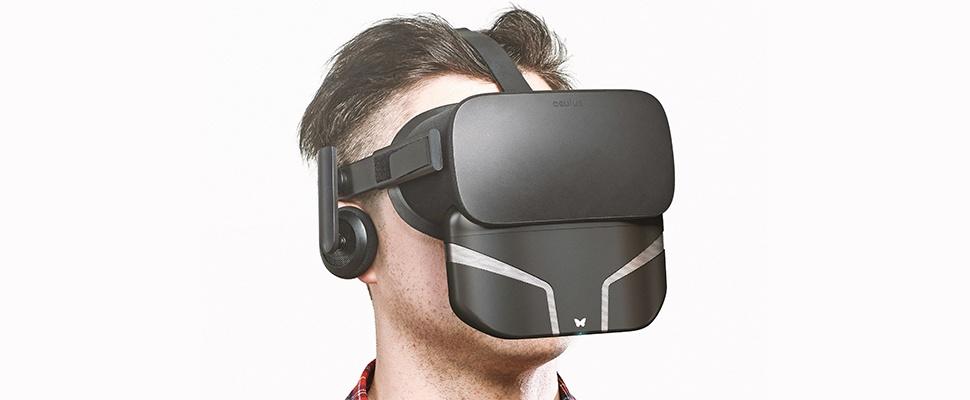 Feelreal Sensory: Reukmasker voor virtual reality