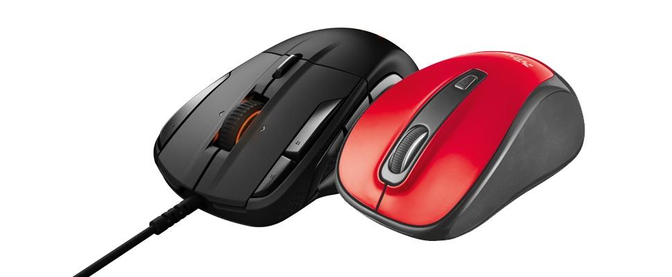 Nieuwe muizen: zo groot kan het verschil zijn