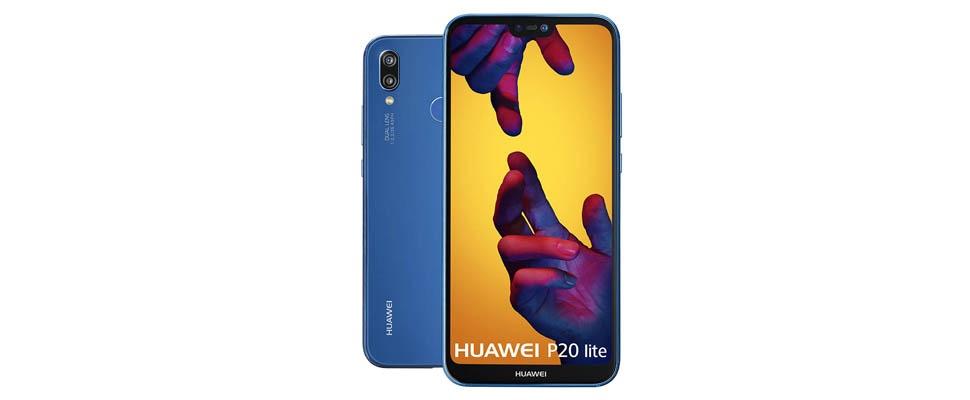 Prijsvechter Huawei P20 Lite nu uit in Nederland