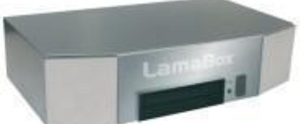 P2P-kastje Lamabox deze week voor het eerst geleverd
