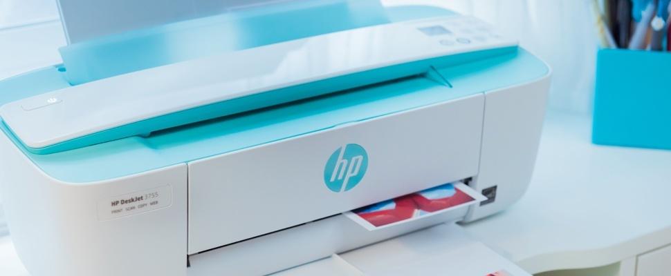 Printers van HP accepteren door foutje alleen nog inkt van HP zelf