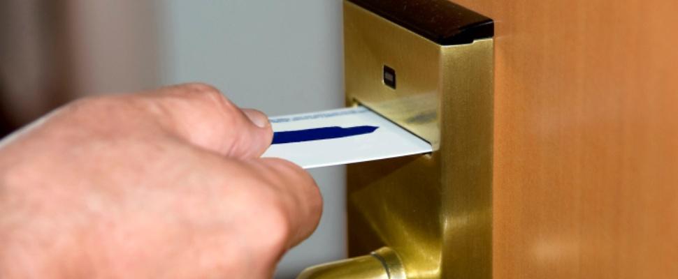 'Smartphone vervangt keycard als sleutel voor hotelkamers'