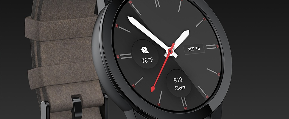Smartwatch minder vaak opladen door Snapdragon Wear 3100