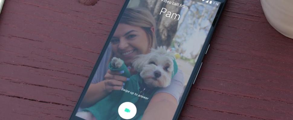 Google werkt aan Skype-rivaal Duo