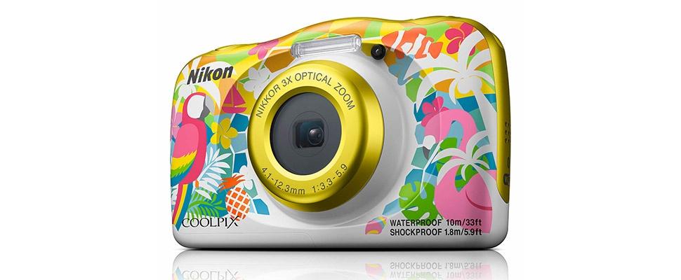 Nikon Coolpix W150 ook geschikt voor kids