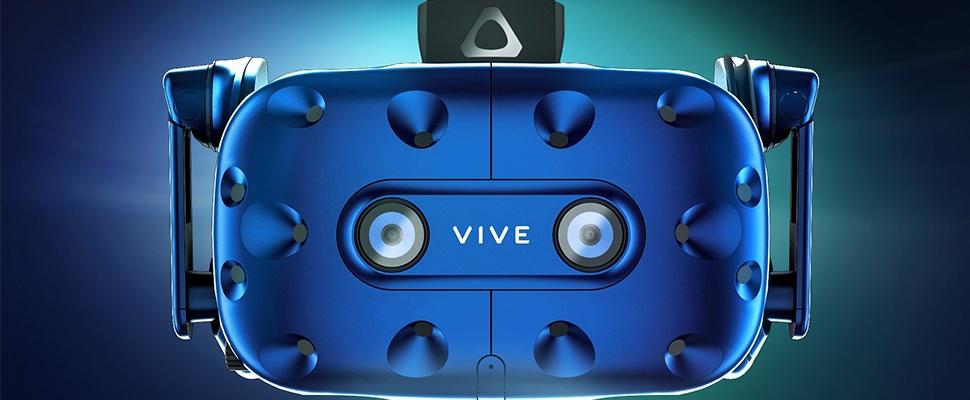 Vive Pro Eye volgt je ogen in virtual reality