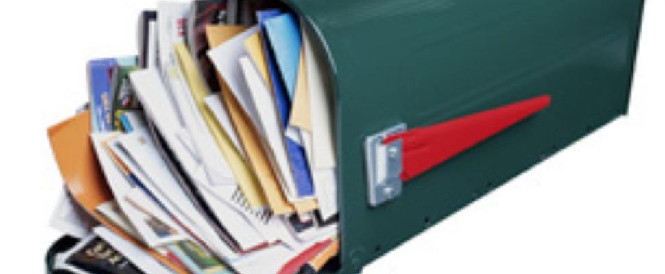 Steeds vaker mailen met collega's