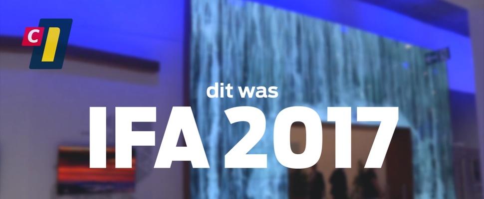 IFA 2017 in 1 minuut