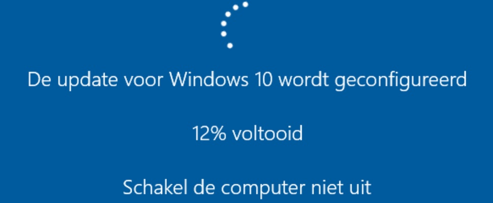 Windows 10 Creators Update aanbeland bij Build 15063