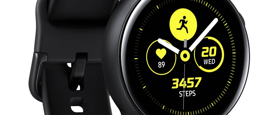 Review: Samsung Galaxy Watch Active