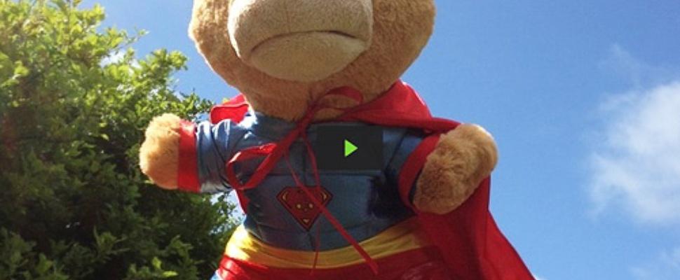 Uitgelezene Supertoy Teddy: Pratende teddybeer | Computer Idee ID-93