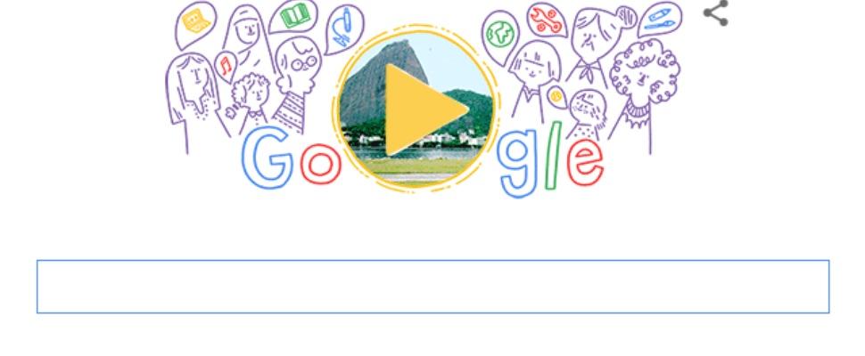 Google eert Internationale Vrouwendag