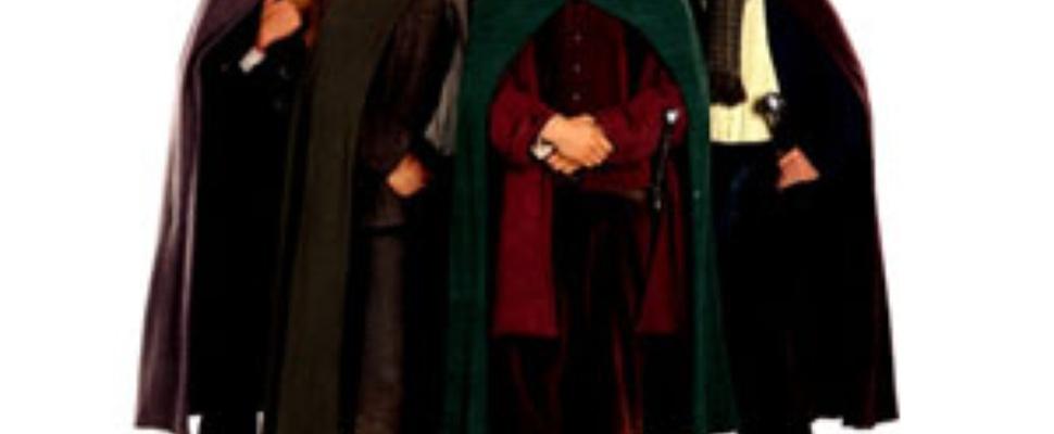 Hobbit-grap in Google Maps