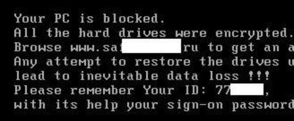 Nieuwe malware gijzelt pc