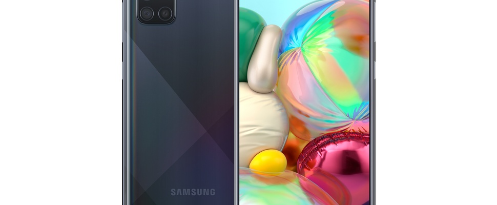 Review: Samsung Galaxy A71