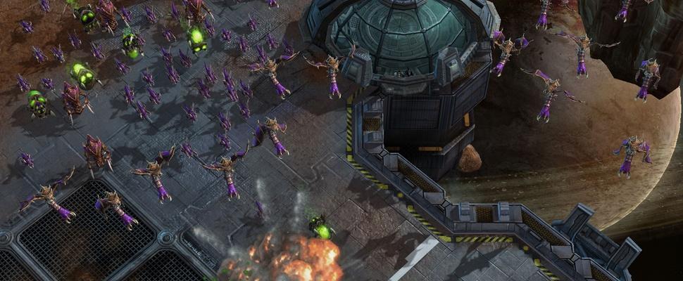 Studenten krijgen punten voor spelen van Starcraft
