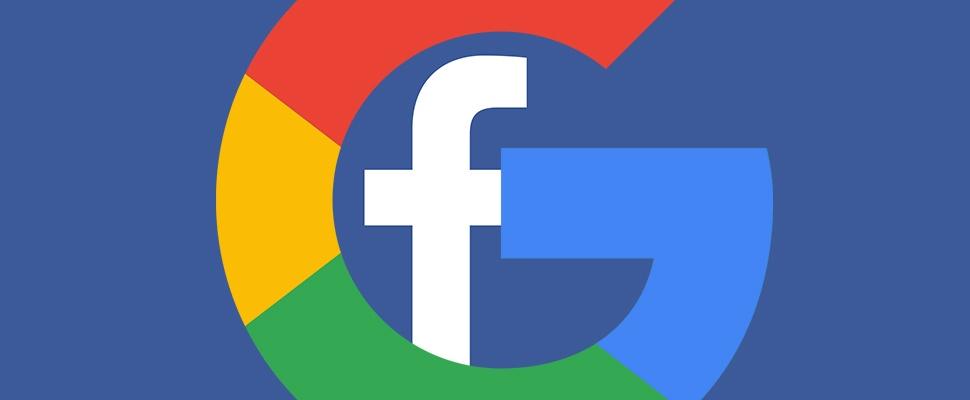 'Negen populairste apps allen van Google en Facebook'