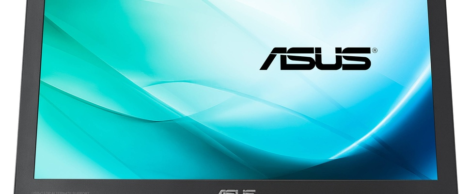 Review: Asus MB169C+