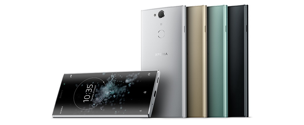 Sony Xperia XA2 Plus is bij de tijd