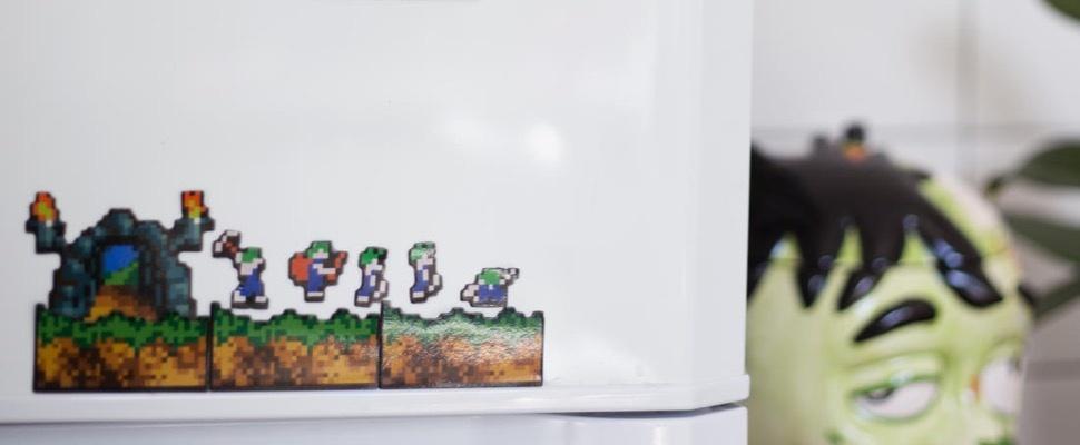 Jeugdsentiment: Lemmings als koelkastmagneten
