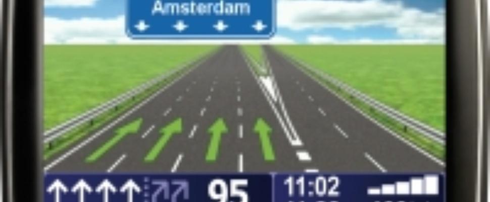 Snellere updates voor navigatiesystemen