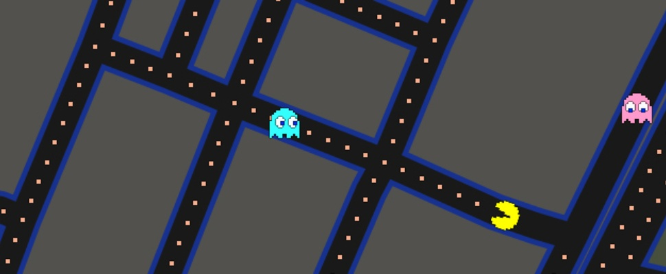 Zo speel je Pac-Man in Google Maps