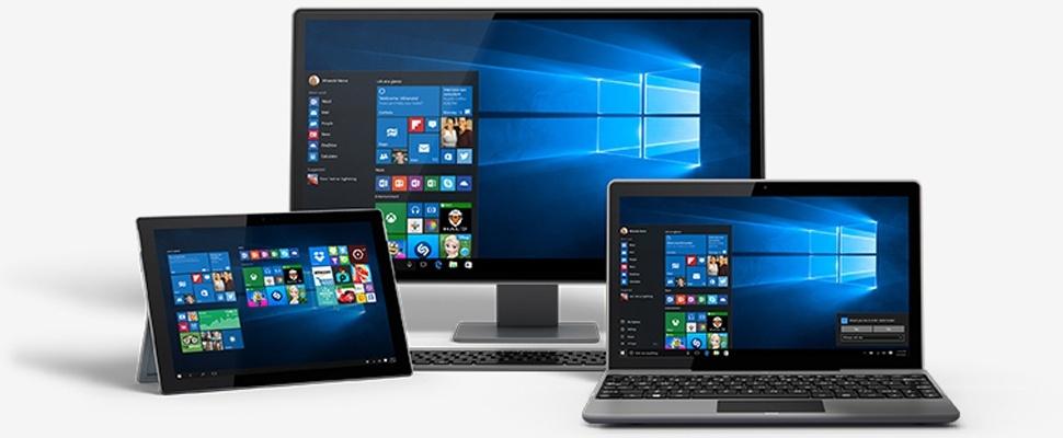 Geen ondersteuning meer voor Anniversary Update Windows 10