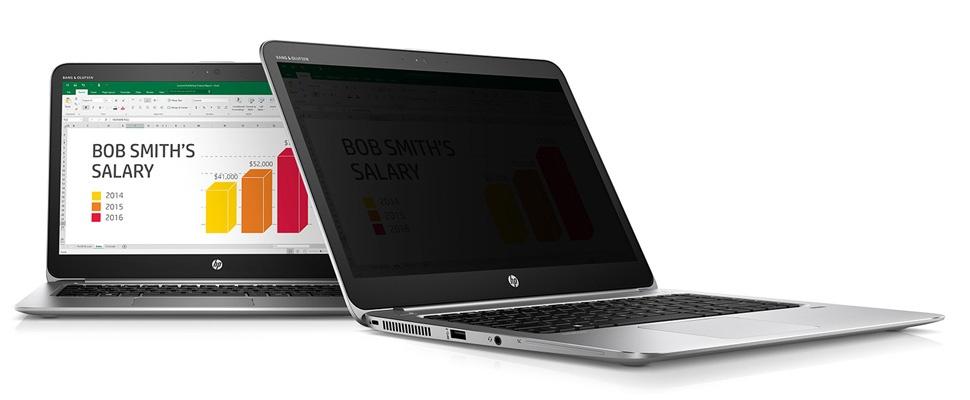 HP komt met anti-hackscherm in notebooks
