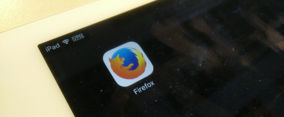 Firefox voor iOS uitgebracht