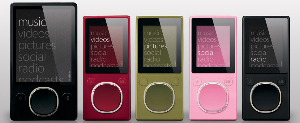 Microsoft trekt stekker uit muziekstreamingdienst Zune