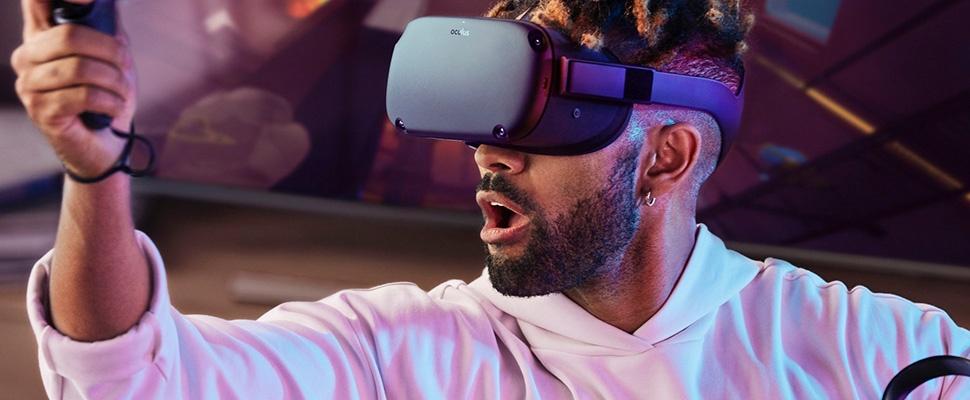 Virtual reality populairder in coronatijd