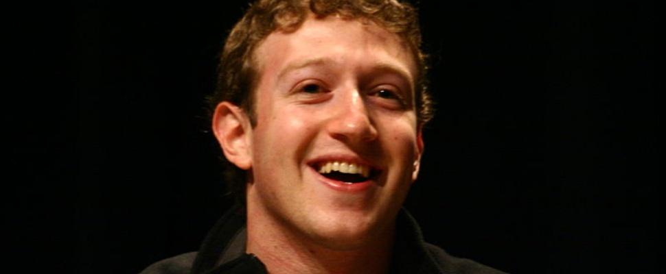Facebook-baas Mark Zuckerberg verkoopt 1,7 miljard euro aan aandelen