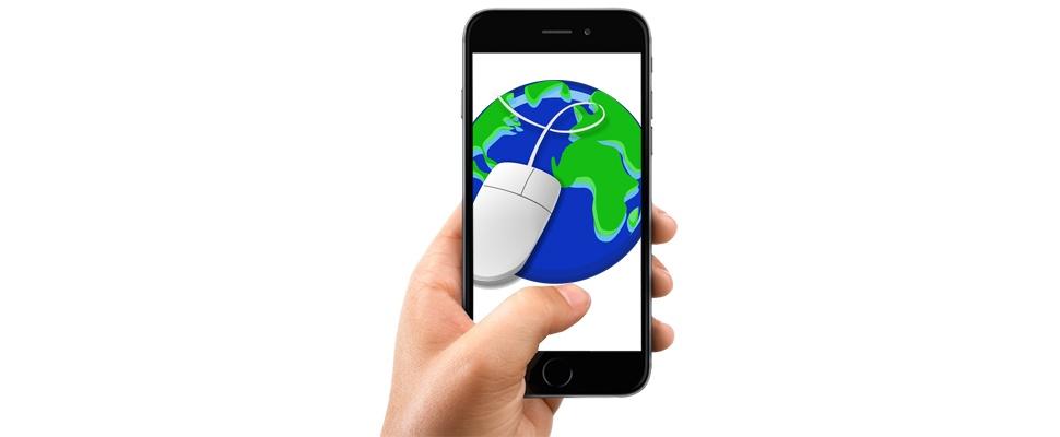 1 zettabyte mobiele data per jaar in 2022