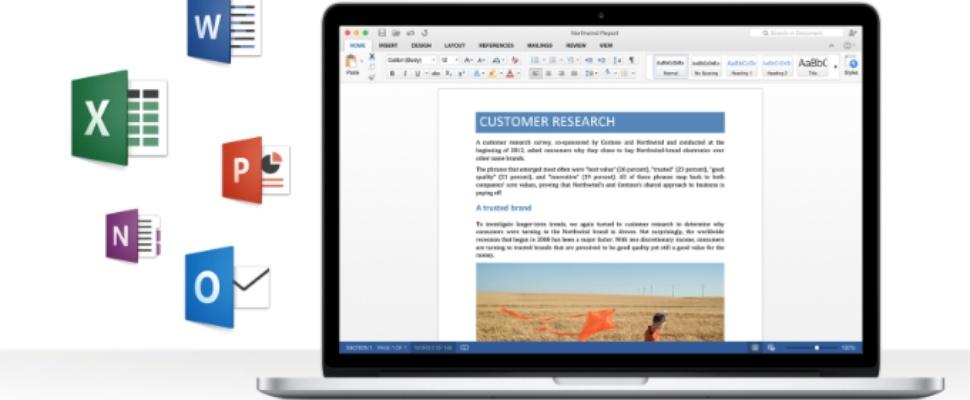 Gratis te proberen testversie Office 2016 voor Mac uitgebracht