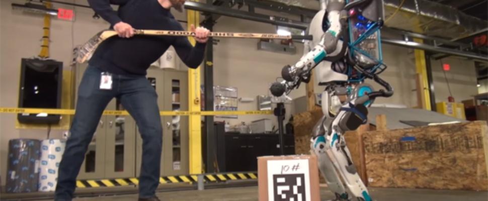 Pestkoppen krijgen Google's robot niet klein