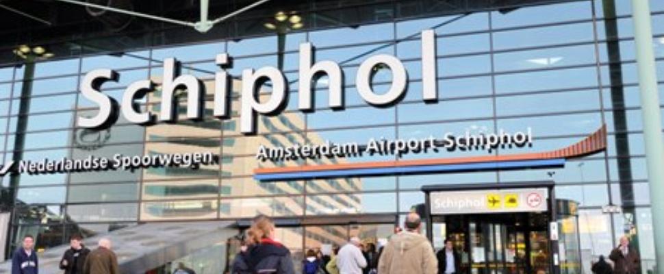Gratis WiFi op Schiphol