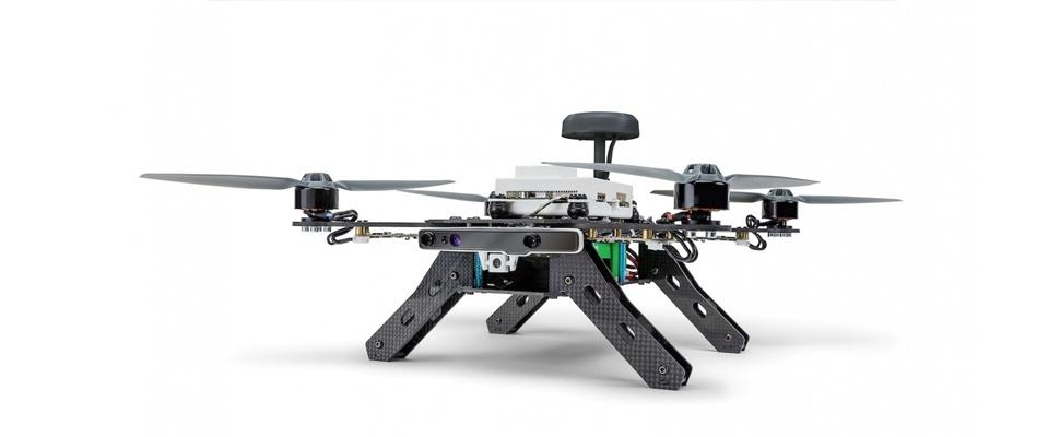 Knutseldrone Aero zelf te bouwen