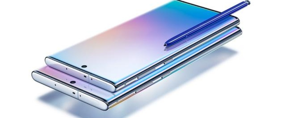Samsung presenteert Galaxy Note 10 (Plus)