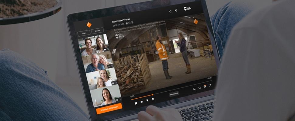 NPO Samen laat je tv-programma's met anderen online kijken