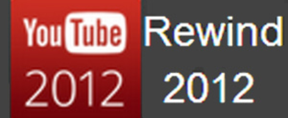 YouTube video top 10 2012