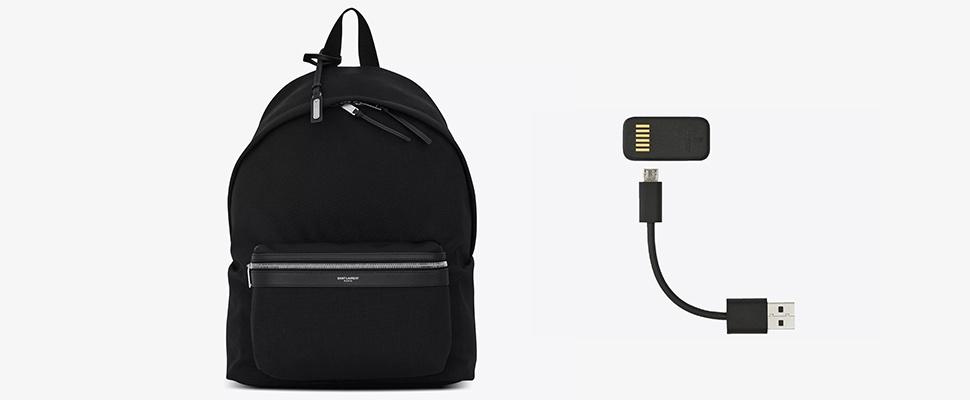 Cit-E Backpack: Smartphone bedienen via rugzak