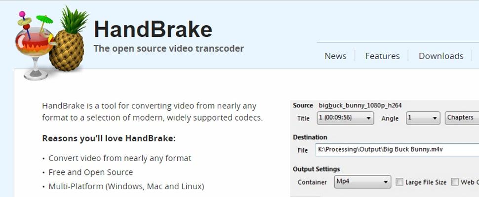 Besmette versie HandBrake voor Mac duikt op