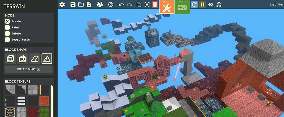 Geen programmeerkennis nodig voor Game Builder van Google
