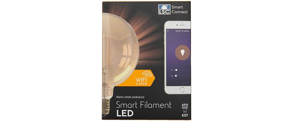 Ook Action verkoopt nu slimme lampen